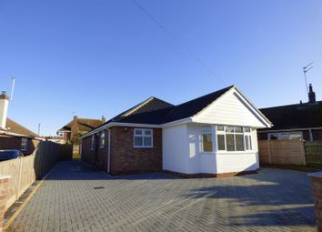 Thumbnail 3 bed detached bungalow for sale in Waunci Crescent, Gorleston, Great Yarmouth