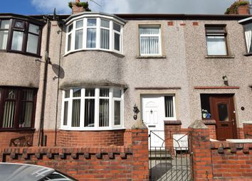 Thumbnail 3 bed terraced house for sale in Prince Street, Dalton-In-Furness, Cumbria