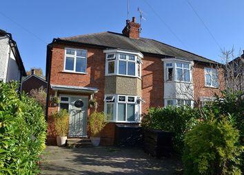 Thumbnail 3 bedroom semi-detached house for sale in Elm Road, Bishop's Stortford