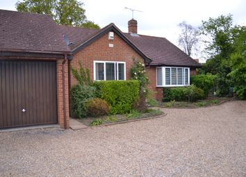 Thumbnail 3 bedroom detached bungalow for sale in Spencers Close, Maidenhead