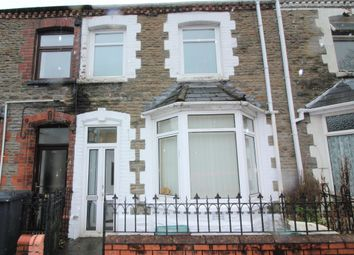 Thumbnail 2 bed terraced house for sale in Church Crescent, Ebbw Vale