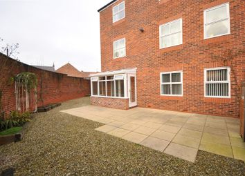 Thumbnail 2 bed flat to rent in Nursery Gardens, Thirsk