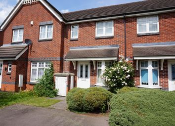 Thumbnail 2 bedroom town house for sale in Bewicke Road, Leicester