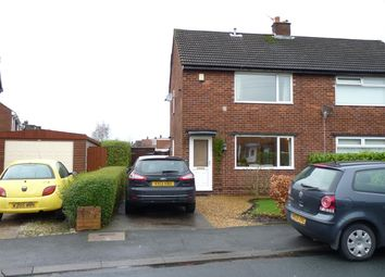 Thumbnail 2 bedroom semi-detached house to rent in Grenville Avenue, Walton Le Dale, Preston