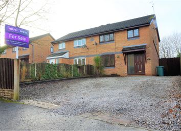 Thumbnail 3 bed semi-detached house for sale in Yewdale, Skelmersdale