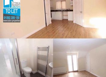 Thumbnail  Studio to rent in Salisbury Road, Luton, Bedfordshire