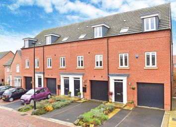 Thumbnail 3 bed town house for sale in Maple Close, The Pastures, Knaresborough