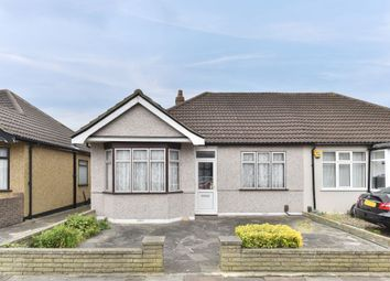 Thumbnail 2 bed bungalow for sale in Somerville Road, Chadwell Heath, Romford