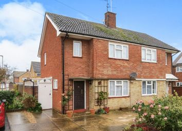 Thumbnail 3 bed semi-detached house for sale in Pope Way, Peterborough