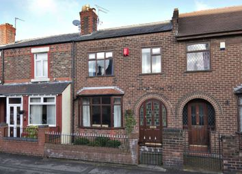 Thumbnail 3 bed terraced house to rent in Wilkinson Street, Warrington