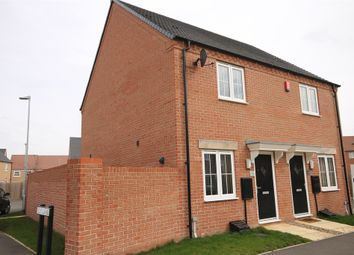Thumbnail 2 bed semi-detached house for sale in Lily Lane, Newark, Nottinghamshire.