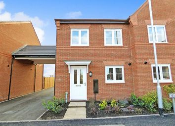 Thumbnail 2 bed mews house for sale in Hazel Way, Edleston, Nantwich
