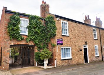 Thumbnail 4 bed cottage for sale in Brookside, Welton