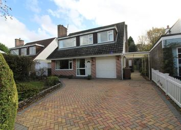 Thumbnail 4 bed detached house for sale in Roborough Close, Derriford, Plymouth