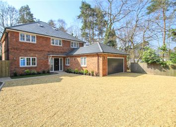 Thumbnail 6 bed detached house for sale in Prior Road, Camberley, Surrey