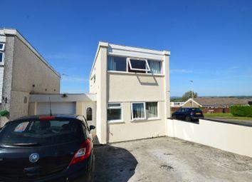 Bond Street, Plymouth, Devon PL6. 3 bed link-detached house