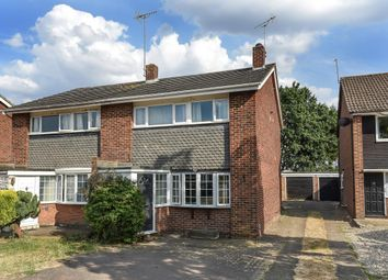 Thumbnail 3 bed semi-detached house for sale in Hudson Road, Reading