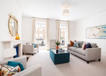 Thumbnail 4 bed flat to rent in Lower Belgrave Street, Belgravia, London