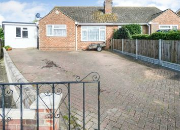 Thumbnail 4 bedroom semi-detached bungalow for sale in Cypress Close, Clacton-On-Sea, Essex