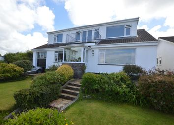 Thumbnail 4 bed end terrace house for sale in Gwelanmor Road, Carbis Bay, St. Ives, Cornwall