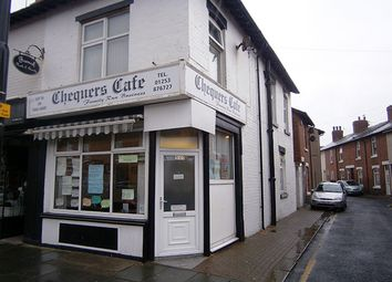 Thumbnail Restaurant/cafe for sale in North Albert Street, Fleetwood