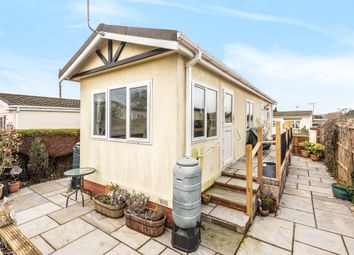 Thumbnail 1 bed mobile/park home for sale in Chapel Farm Park, Normandy