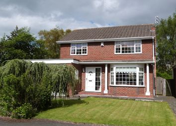 Thumbnail 4 bed detached house for sale in Priory Close, Congleton, Cheshire