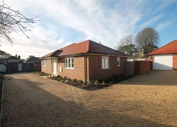 Thumbnail 3 bed detached bungalow for sale in Ricketts Lane, Sturminster Newton, Dorset