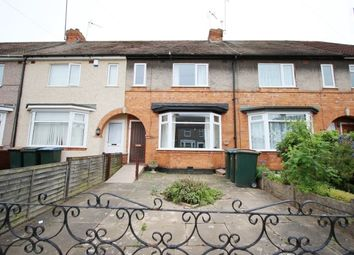 Thumbnail 3 bed terraced house to rent in Telfer Road, Radford