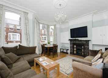 Thumbnail 3 bed flat to rent in Calabria Road, Islington, London