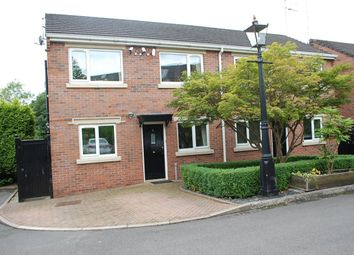 Thumbnail 3 bedroom semi-detached house for sale in Crawford Mews, Ashton-Under-Lyne