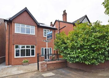 Thumbnail 4 bed detached house for sale in Mauldeth Road West, Withington, Manchester