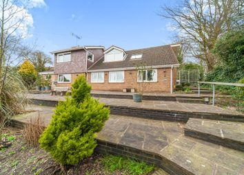 Thumbnail 4 bed detached house for sale in Old Village Road, Little Weighton, Cottingham
