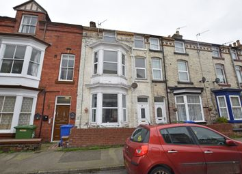 Thumbnail 3 bed terraced house for sale in Sherwood Street, Scarborough