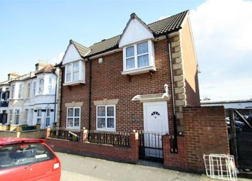 Thumbnail 3 bed detached house to rent in Sibley Grove, Manor Park, London