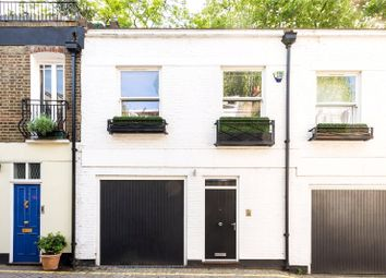2 bed terraced house for sale in Canning Place Mews, Canning Place, London W8