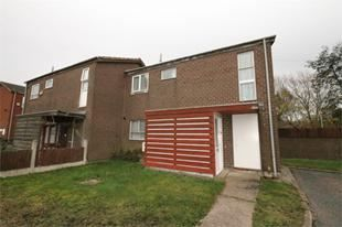 Thumbnail 3 bed semi-detached house for sale in Beighton Court, Mansfield