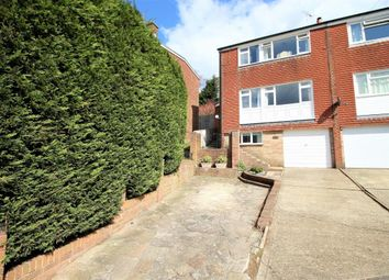 Thumbnail 4 bedroom semi-detached house for sale in Connop Way, Frimley