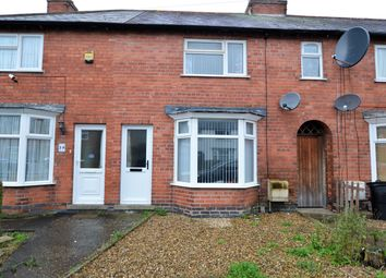2 bed terraced house for sale in Lansdowne Grove, Wigston LE18