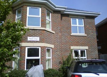 Thumbnail 1 bedroom flat to rent in Harcourt Road, Southbourne, Bournemouth