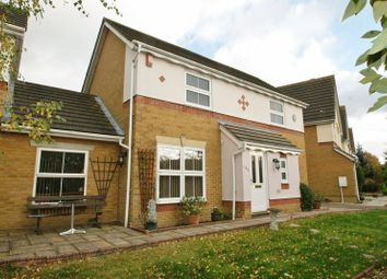 Thumbnail 3 bed detached house for sale in Drake Road, Chafford Hundred, Grays