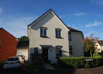 Thumbnail 3 bed semi-detached house to rent in The Rosary, Stoke Gifford, Bristol