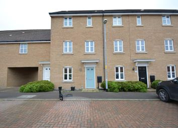 Thumbnail 4 bed end terrace house for sale in Banks Crescent, Stamford