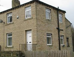 Thumbnail 4 bedroom end terrace house to rent in Almondbury Bank, Huddersfield