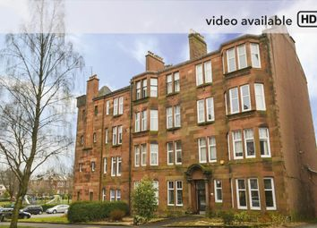 Thumbnail 1 bed flat for sale in Edgehill Road, Glasgow