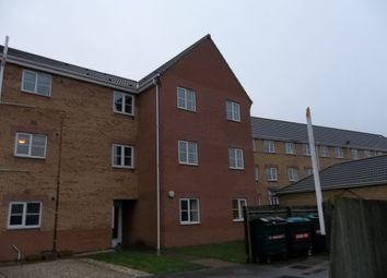 Thumbnail 1 bed flat to rent in The Quays, Gainsborough