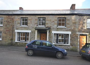 Thumbnail 2 bed terraced house for sale in High Street, Chacewater, Truro