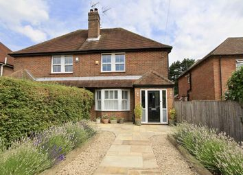 Thumbnail 3 bed semi-detached house for sale in Coleshill Lane, Winchmore Hill, Amersham