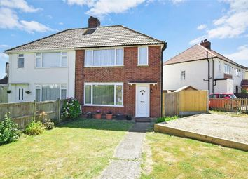 Thumbnail 3 bed semi-detached house for sale in Sheldon Close, Aylesham, Canterbury, Kent
