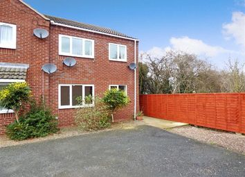 Thumbnail 3 bedroom end terrace house for sale in Wesley Court, Wedgewood Crescent, Telford, Shropshire